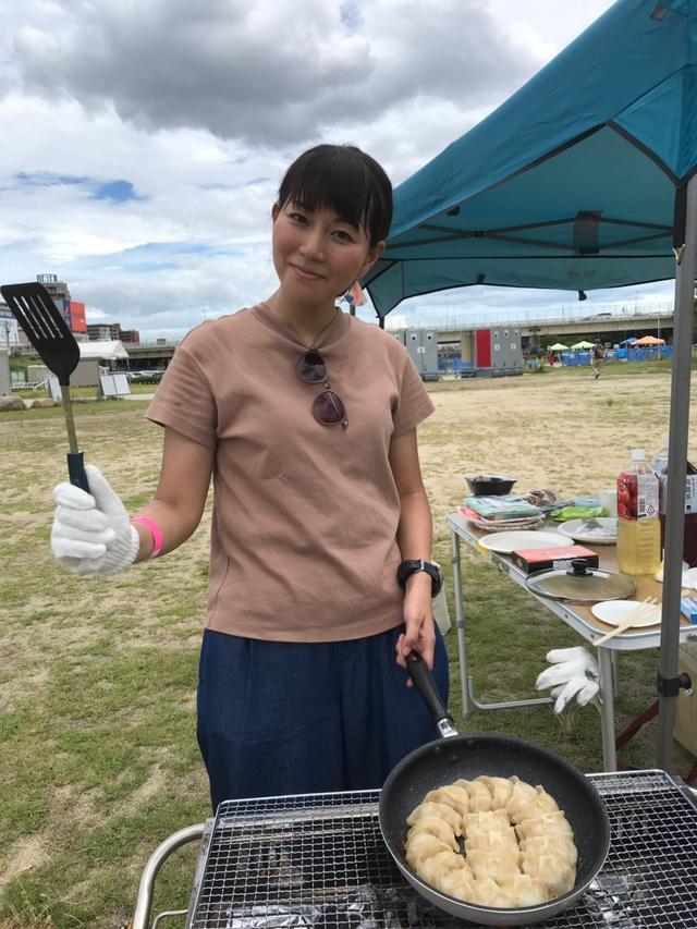 画像1: 8月16日:「大阪王 presents 彩名が行く!餃子世界化計画」