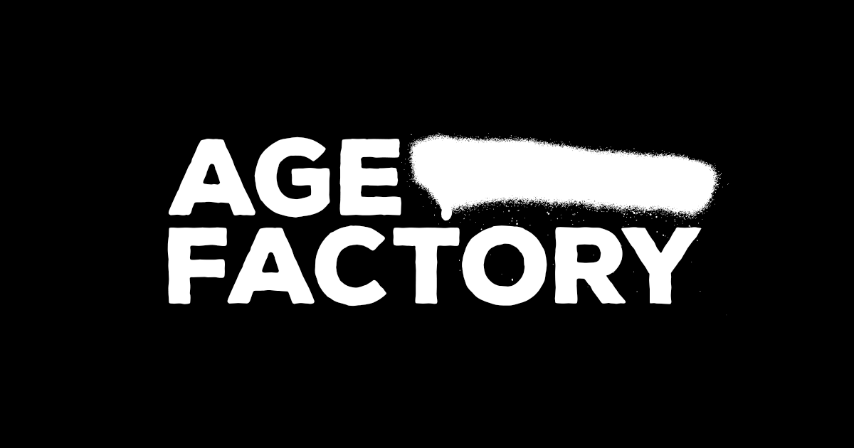 画像: Age Factory Official Site