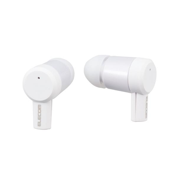 画像: Bluetooth(R)完全ワイヤレスステレオヘッドホン - LBT-TWS03WH