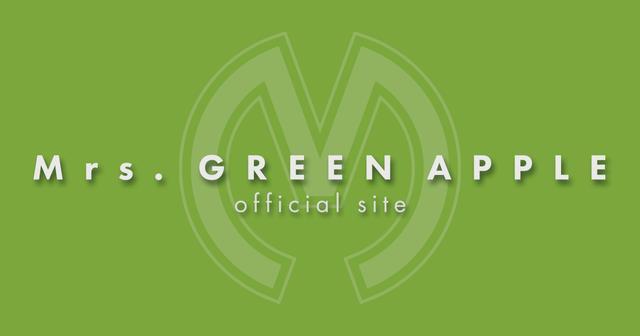 画像: Mrs. GREEN APPLE official site