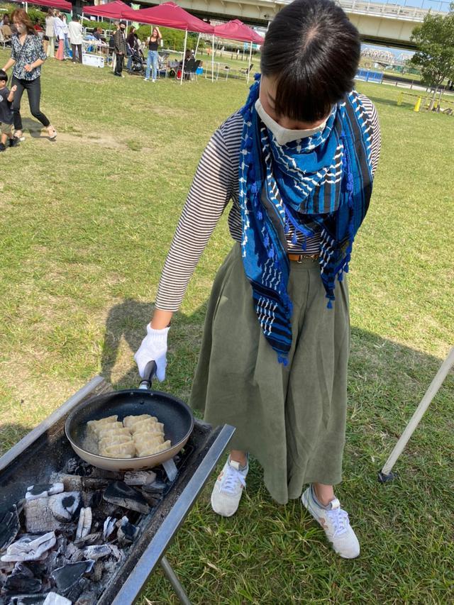 画像1: 10月16日:「大阪王 presents 彩名が行く!餃子世界化計画」