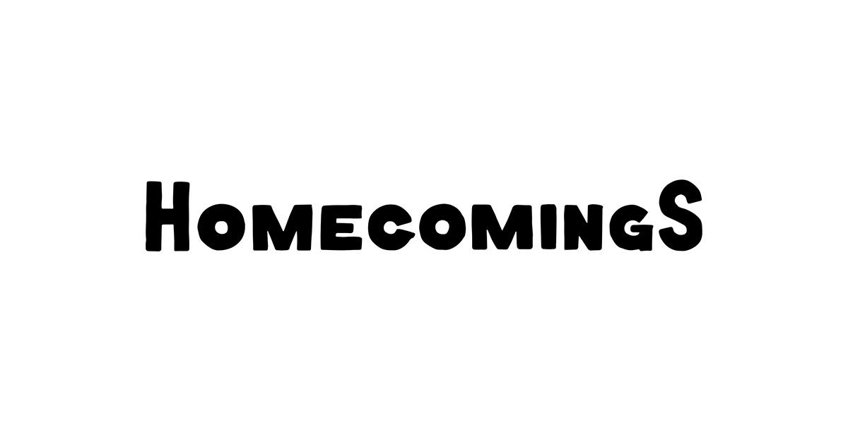 画像: Homecomings