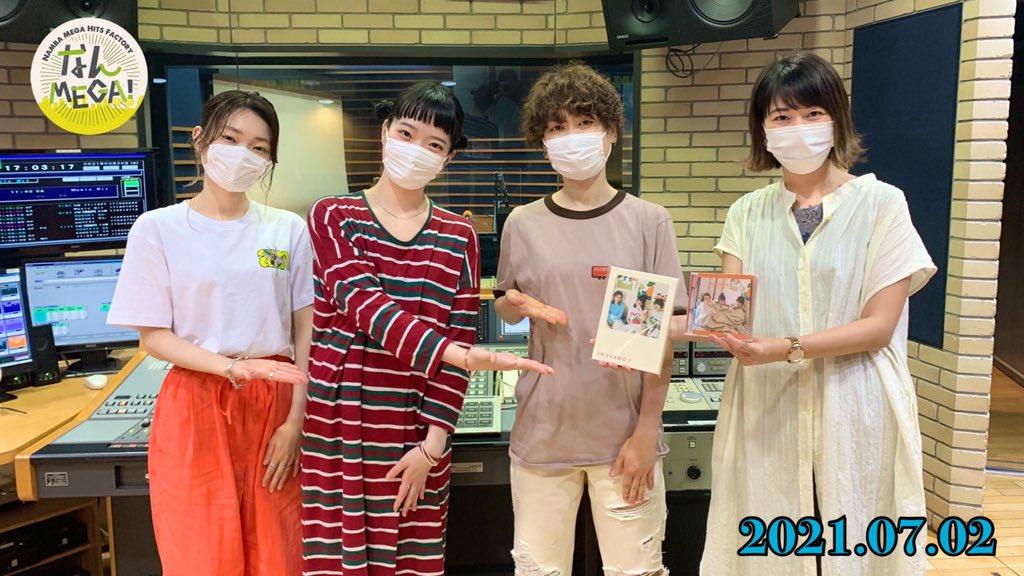 画像: 7月2日:ゲスト「SHISHAMO」の宮崎朝子(Gt.Vo)さん、松岡彩(Ba)さん、吉川美冴貴(Dr)さん