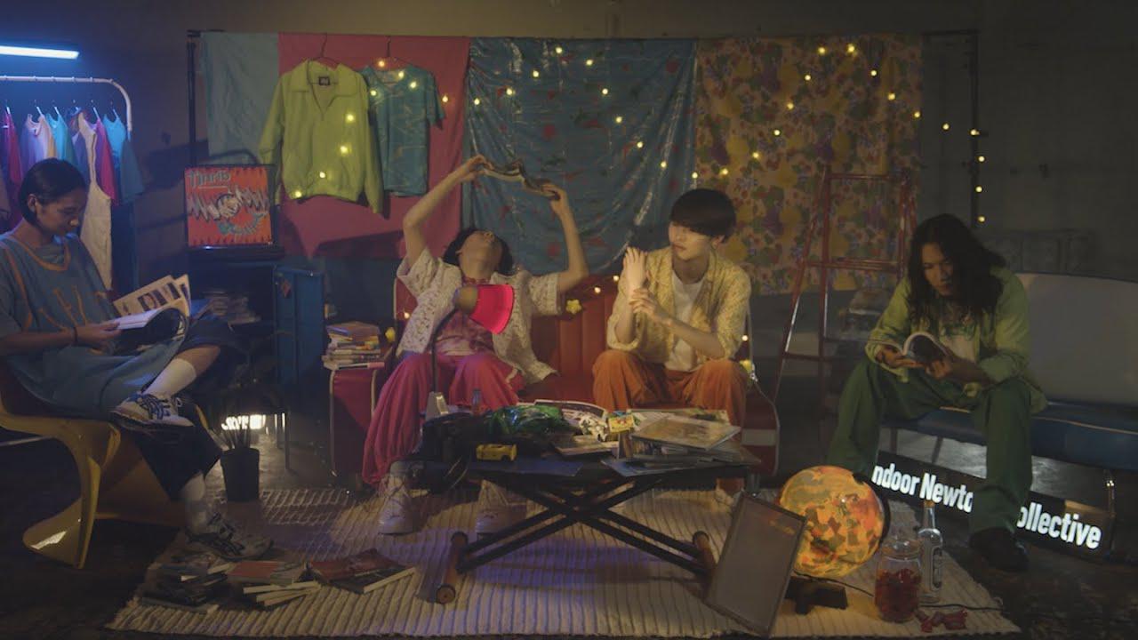画像: YAJICO GIRL - 雑談 [Official Music Video] youtu.be