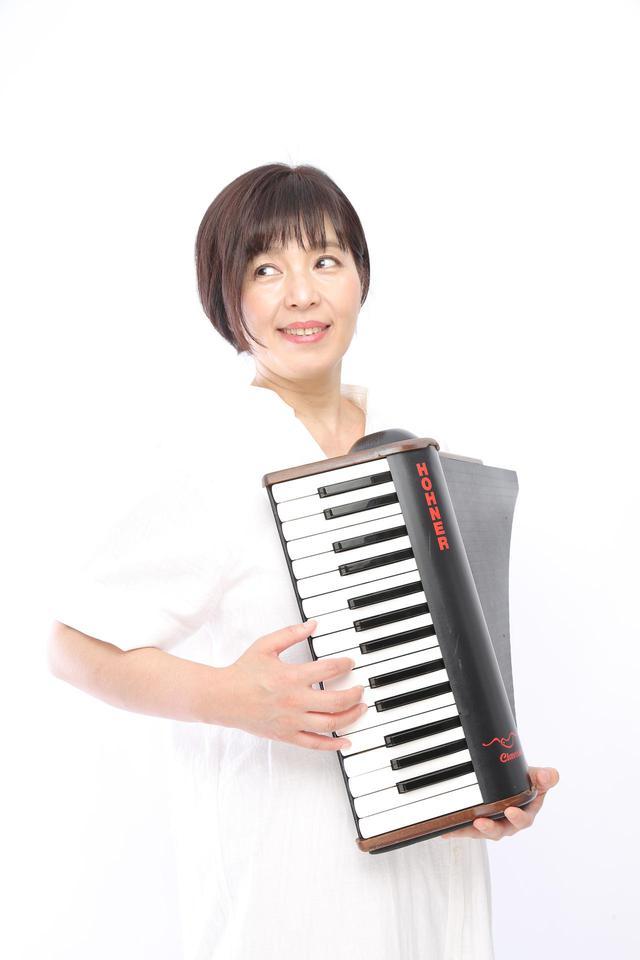 画像: 4/24 ピアニスト/クラビオーラ奏者の「折重由美子」さんが登場!