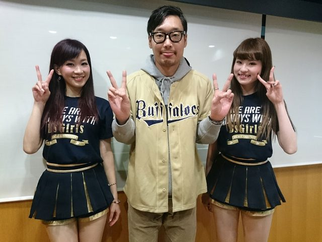 画像: 12/28 Mon「Go Up! Buffaloes with BsGirls」