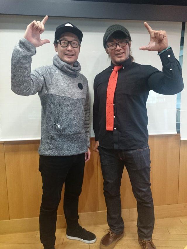 画像: ☆1月25日(月)新日本プロレス 棚橋弘至選手☆