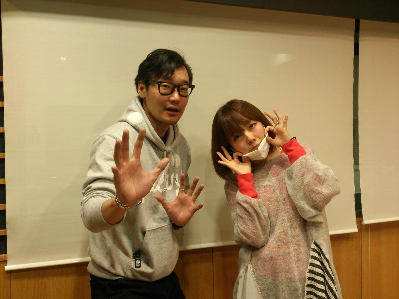 画像: ☆本日のゲストは、aikoさんでした☆