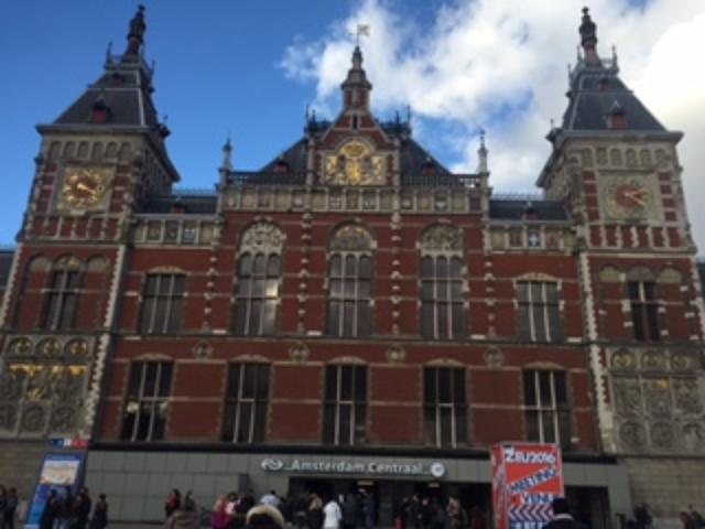 画像2: レポーター三崎さんのオランダレポート!アムステルダム編