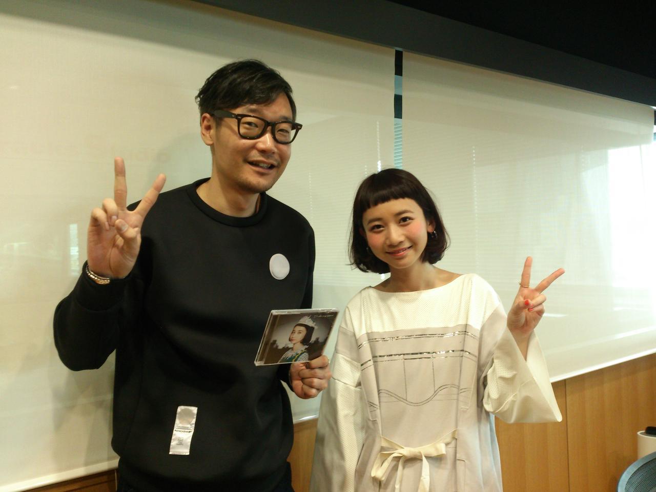 画像: 本日2組目のゲスト☆三戸なつめ