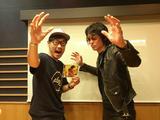 画像: 本日のゲスト☆ギターウルフ