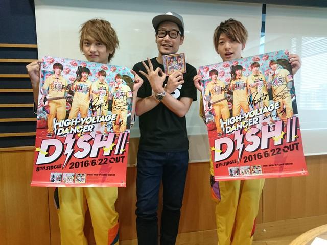 画像: ☆7月11日(月)DISH//☆