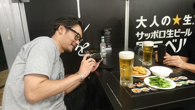 画像6: ☆サッポロ生ビール黒ラベル パーフェクト・ビヤガーデン 2016 OSAKA☆