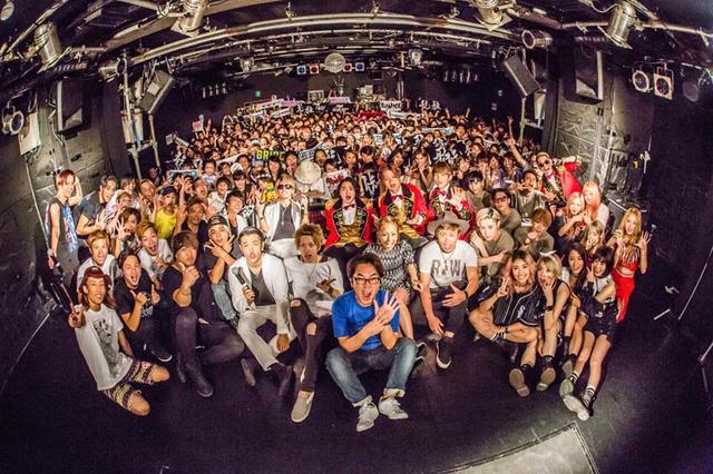 画像: OSAKA NOW 〜大阪・RUIDO 8周年スペシャル!!〜