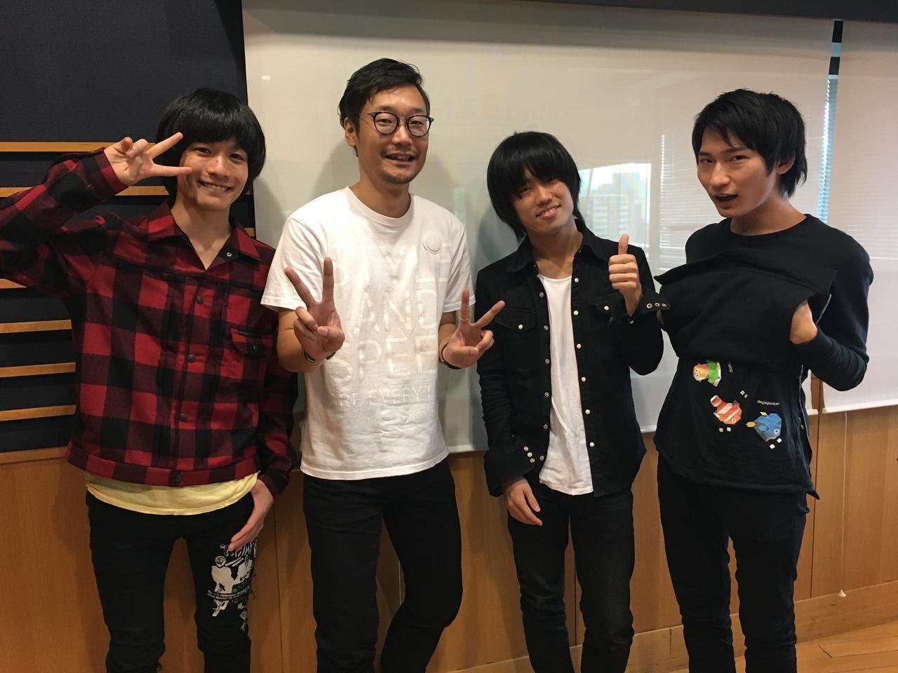 画像: ☆燃え尽きRADIO in FM OSAKA☆