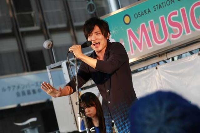 画像1: MUSICLAPPER! in OSAKA STATION CITY①