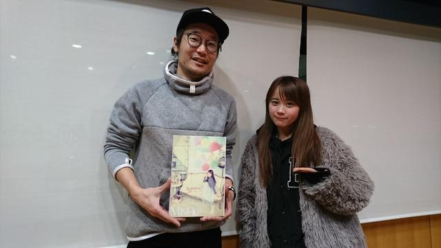 画像: 本日のゲストは、塩ノ谷 早耶香さんでした☆