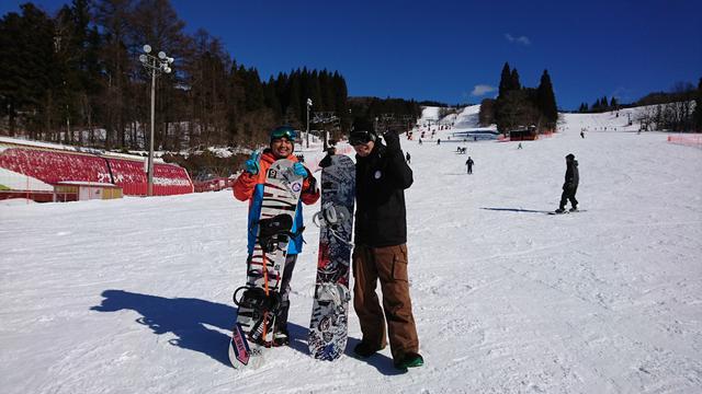 画像6: ☆快晴の鷲ヶ岳スキー場☆