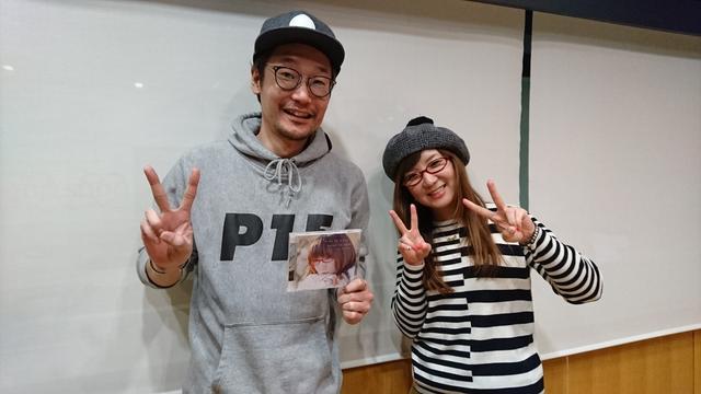 画像: 本日のゲストは、ネコ大好き!奥華子さんでした☆