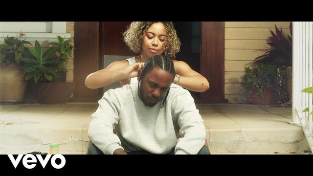 画像: Kendrick Lamar - LOVE. ft. Zacari vevo.ly