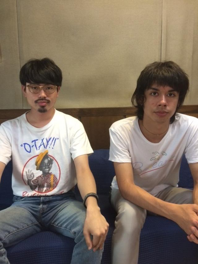 画像: OKAMOTO'Sラスト週!