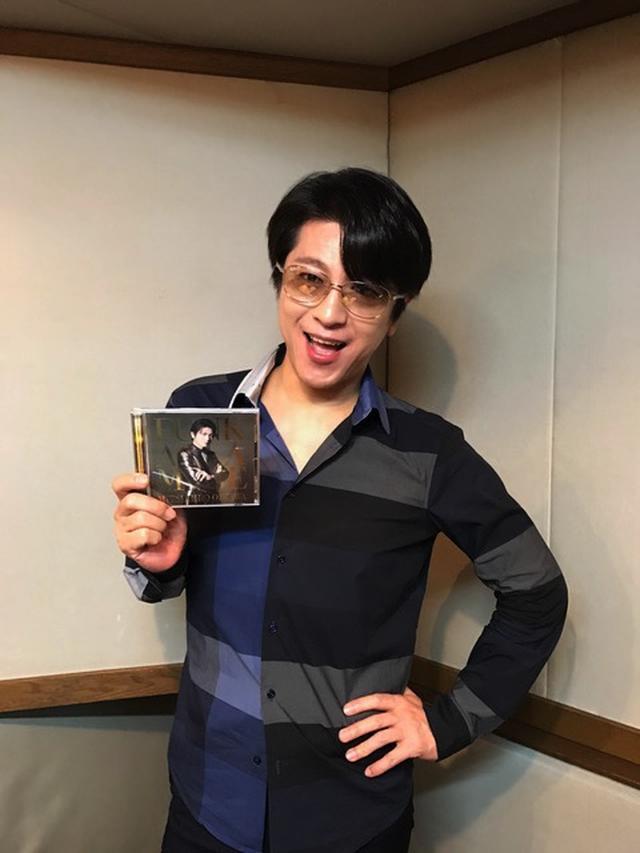 画像: 今月のゲストは、及川光博さん!!!