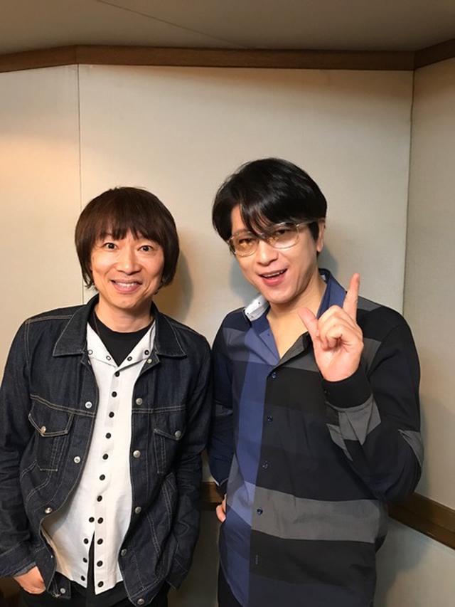 画像1: 今月のマンスリーゲスト及川光博さん、最終日です!!