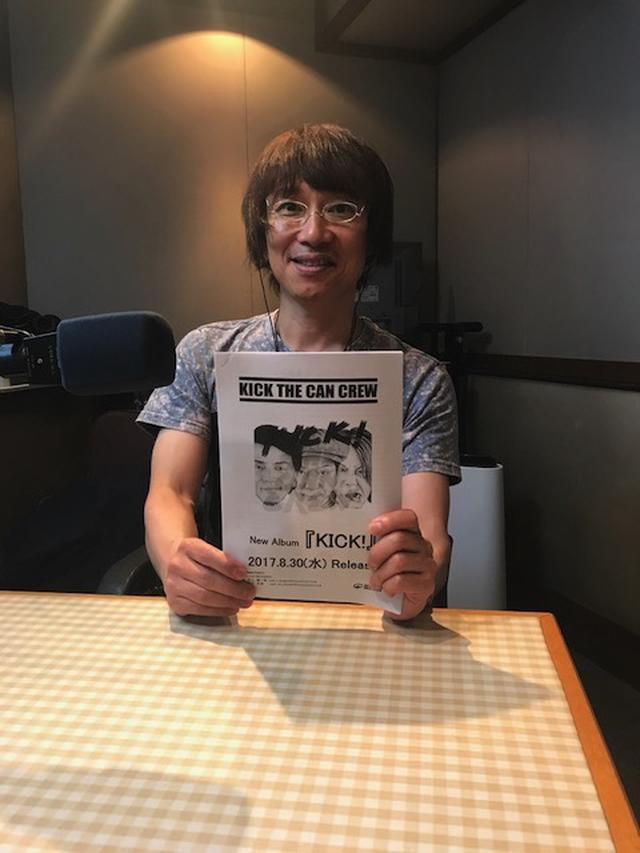 画像: KICK THE CAN CREW のMCUさん、3週目!!!