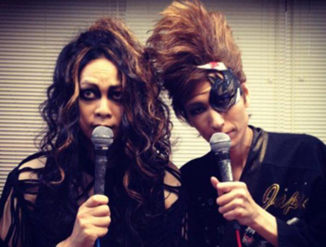 画像: jealkb VS MUCC@UMEDA AKASO楽屋に直撃!