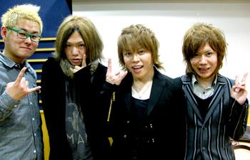 画像: 下埜正太&Sadie&T.M.Revolution西川さん