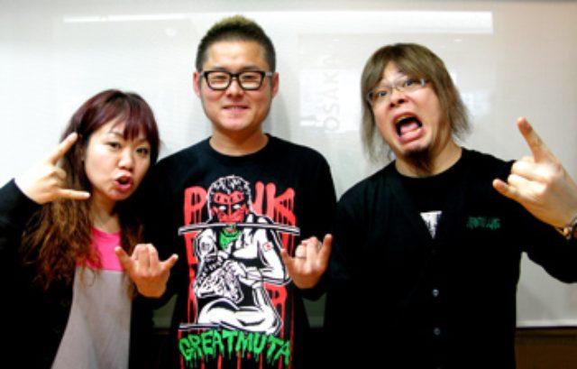 画像: !!!マキシマム ザ ホルモンがBUZZ ROCKに!!!