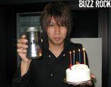 画像: ゆうやさん、お誕生日おめでとう!!! (ケーキ&プレゼントのスパードライ貯金箱) だっふんだ(・ε・)