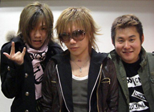 画像: 2008年新春BUZZ ROCKは2年連続新春ゲストsadie!