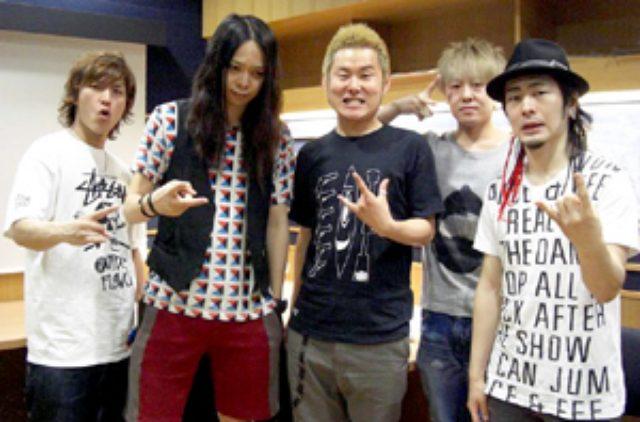 画像: JAPAN TOUR直前!ムック全員登場!