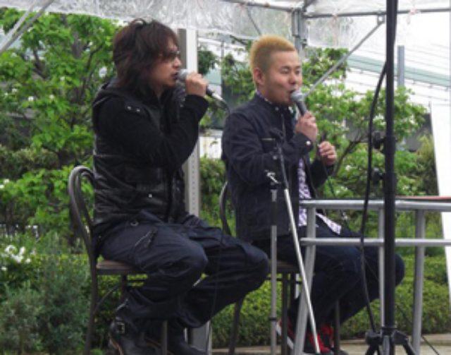 画像: Kenさん湊町リバープレイス トーク&握手会 (MC:下埜正太)