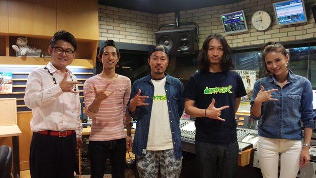 画像: 2015.9.16 ヒロウモンズ参上!
