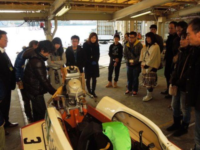 画像5: 2015.12.26「2回目のボートレース尼崎」