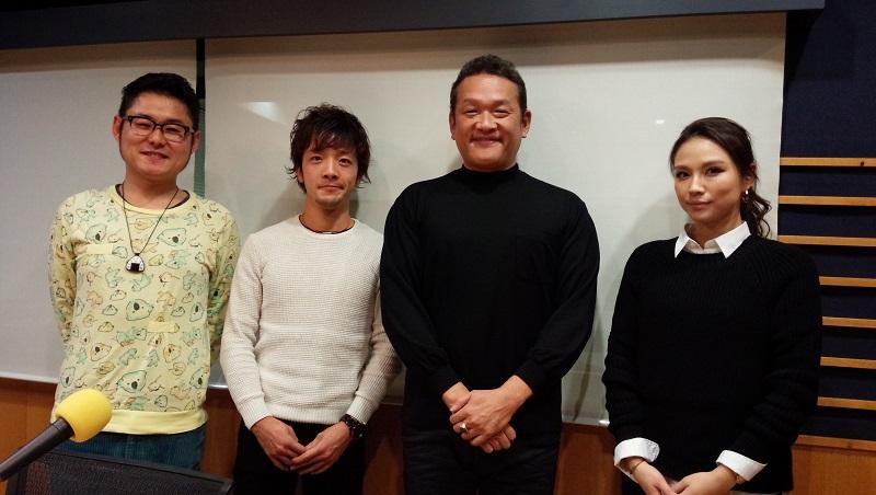 2015.12.30 「テノール歌手 加藤ヒロユキさん」 - FM OH! 85.1