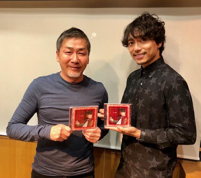 画像: 2018.11.09【Guest】山崎育三郎
