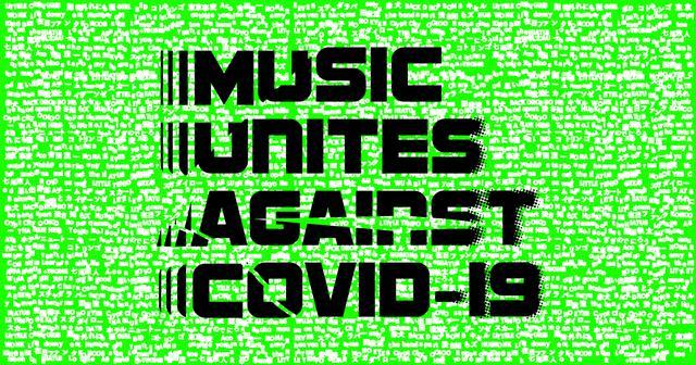画像: MUSIC UNITES AGAINST COVID-19