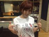 画像: TENGAの新しいコラボTシャツと、まなちゃん