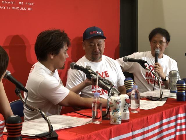 画像: 8/3放送分は東京での公開録音の模様をお送りしました。
