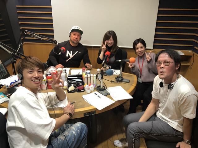 画像: 11/23の放送はTENGAの西野さん下西さんが登場!