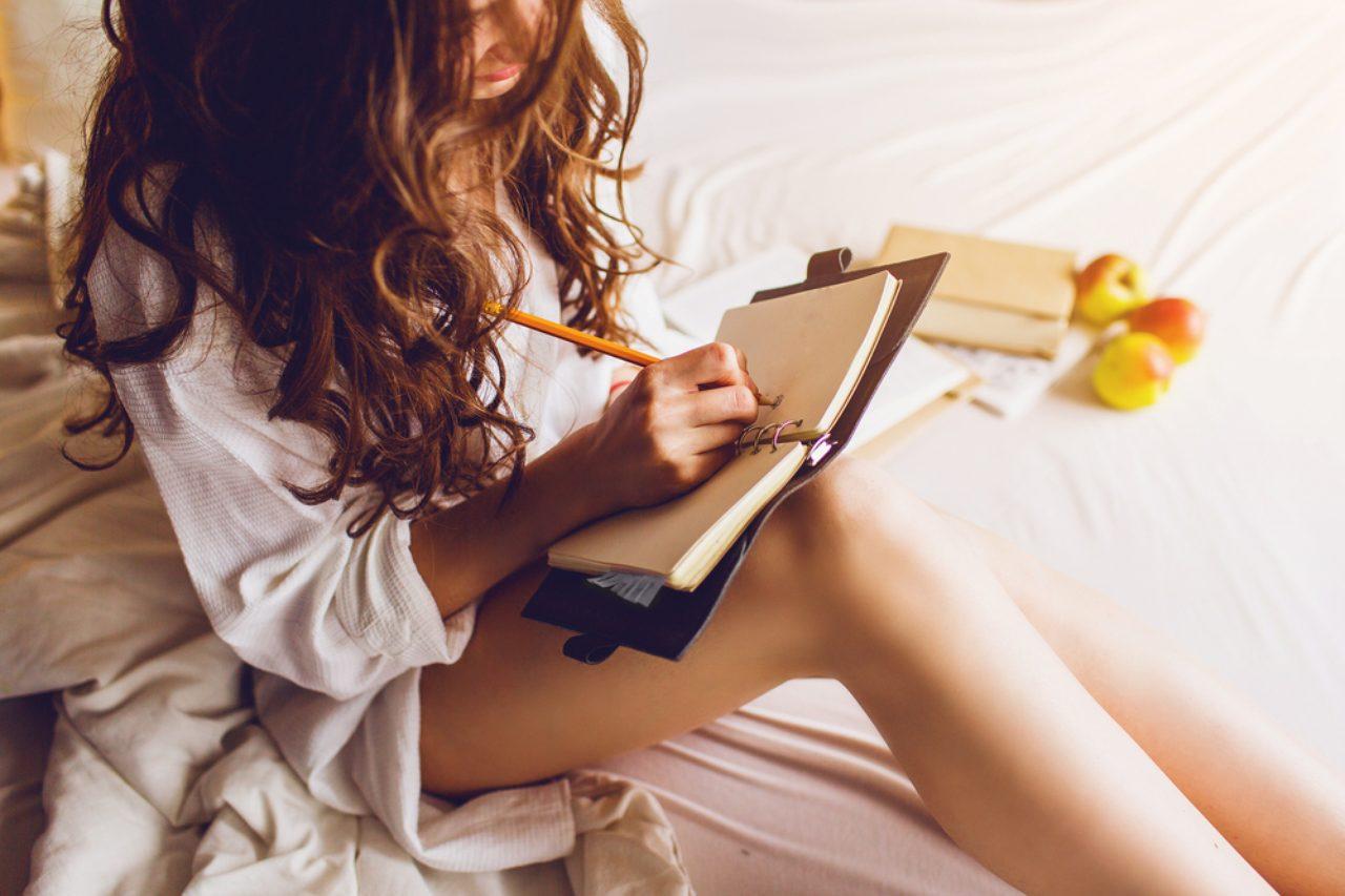 画像: 書くだけで綺麗になれる♡魔法のスタイルブック