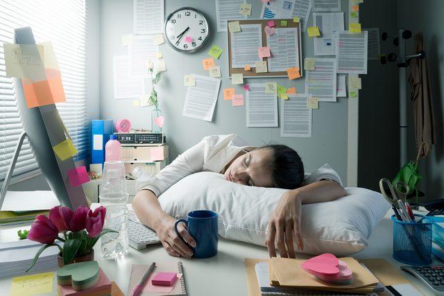 画像: ホルモンバランスを崩すNG習慣