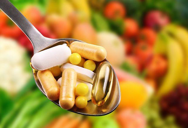 画像: ビタミン錠を上手に活用!