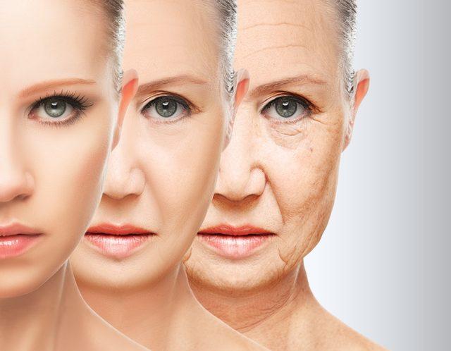 画像: 老化の原因は「活性酸素」にある