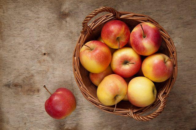 画像: ③ りんご