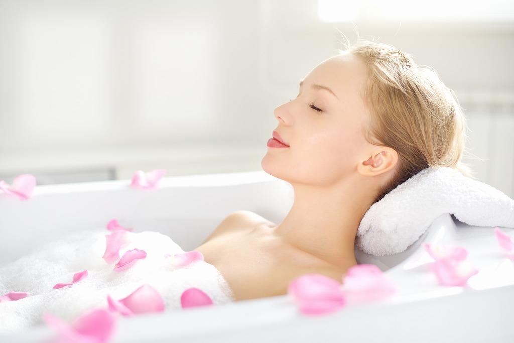 画像: ② お風呂の前