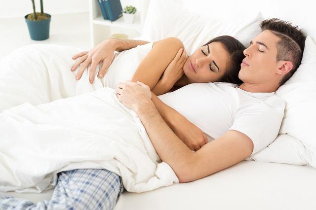 画像: 効果③ 良い眠りを促す